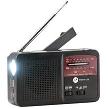 ATMOS AM/FM/NOAA® Weather Radio
