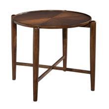 Mid Century Modern Round Side Table