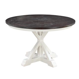 """Mountain Retreat 54"""" Round Dining Table"""