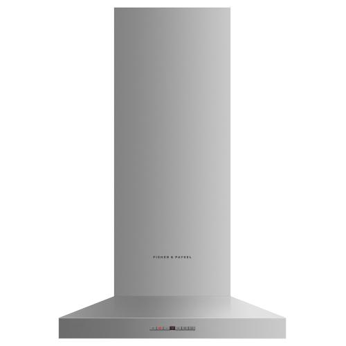 "Gallery - Wall Range Hood, 24"", Pyramid Chimney"