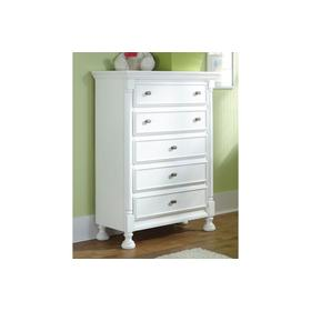 Kaslyn Five Drawer Chest Multi