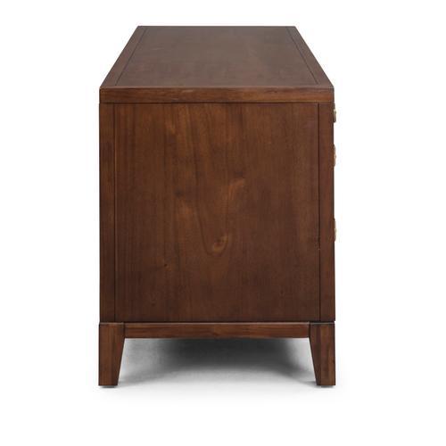 Bungalow Pedestal Desk