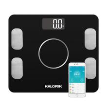 Product Image - Kalorik Home Smart Electronic Body Analysis Scale, Black