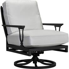 Winterthur Estate Swivel Rocker Lounge Chair - X