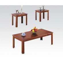 See Details - Wenge Wood C/e Table Set