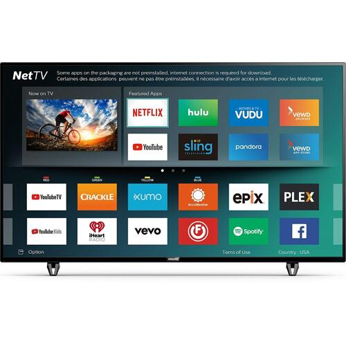 5000 series Smart Ultra HDTV
