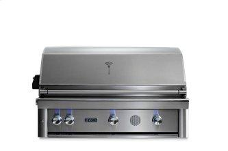 """42"""" Lynx Professional Built In Smart Grill with Rotisserie, LP"""