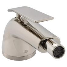 View Product - DXV Modulus Bidet Faucet - Platinum Nickel