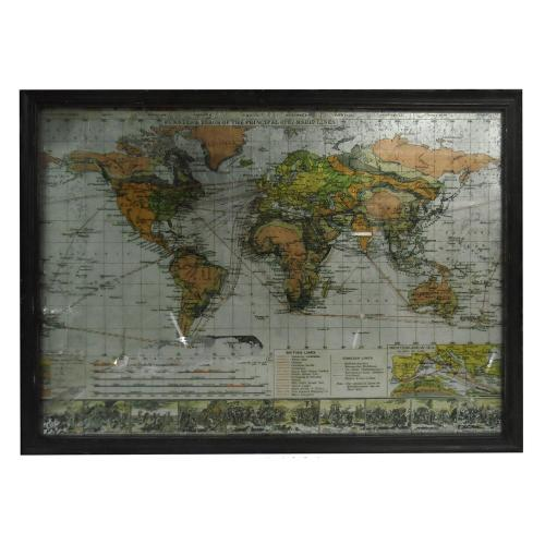 Crestview Collections - Antique Maps 3