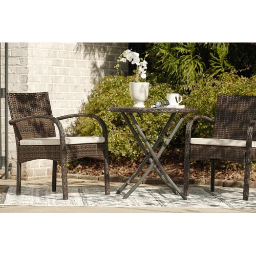 Product Image - Anchor Lane Outdoor Chairs With Table Set (set of 3)
