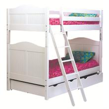 See Details - Cottage Bunk, White