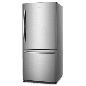 Full Size - 17.1-cu ft Bottom-Freezer Refrigerator