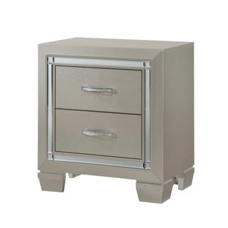 See Details - Platinum Youth Nightstand