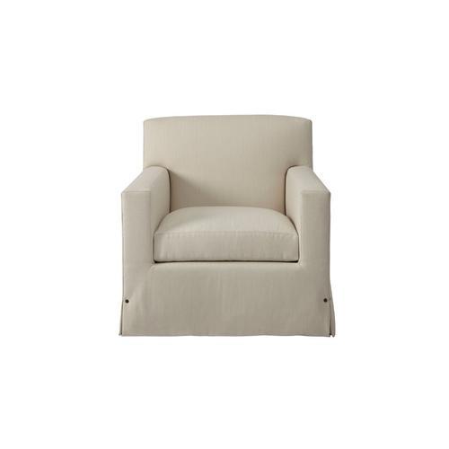 Theodore Alexander - Mateo Draped Lounge Chair