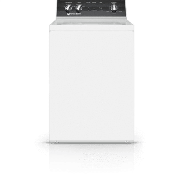 Speed Queen White Top Load Washer: TR5