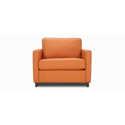 Esther Chair (Wood legs - Tea T37)