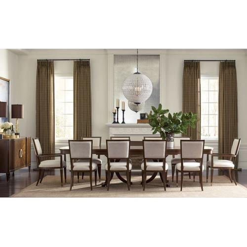 American Drew - Randolph Dining Table Complete