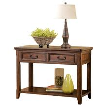 Woodboro Sofa/console Table