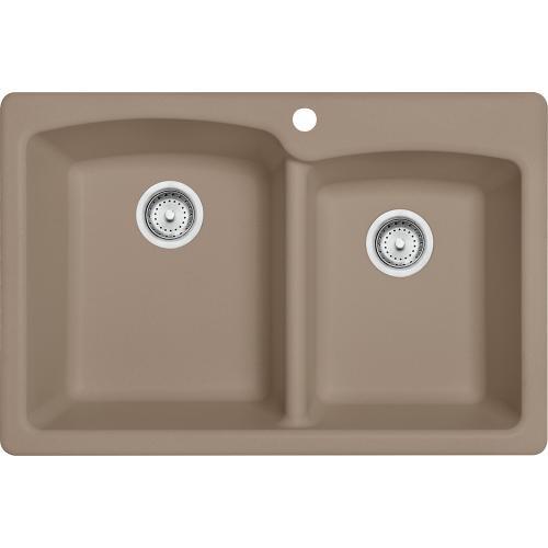 Franke - Ellipse EOOY33229-1 Granite Oyster