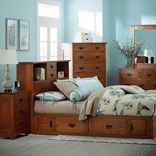 See Details - Old Mission Bedroom Collection