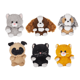 Butterbits[TM] Dogs & Cats (12 pc. ppk.)