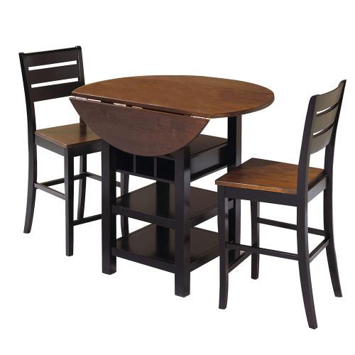 Product Image - Quincy Pub Set - Black Cherry