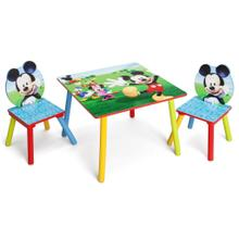 Mickey Mouse Table & Chair Set - Mickey (1051)