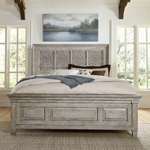 Liberty Furniture Industries - Opt Queen Panel Bed