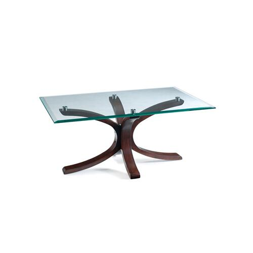 Magnussen Home - Rectanglar Cocktail Table