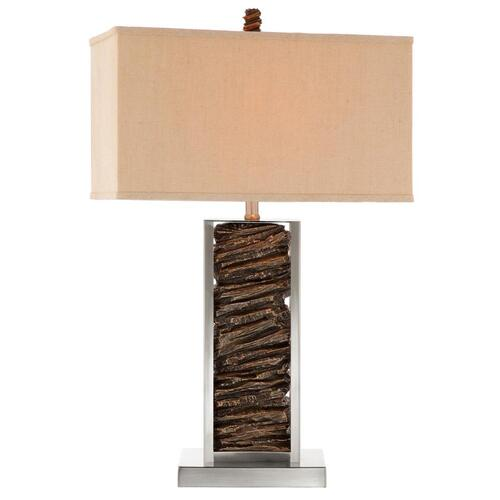 Stein World - Streep Table Lamp