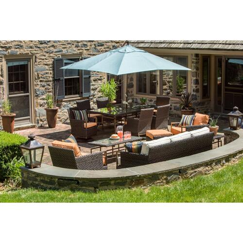 "Lexington 23"" Rectangular Side Table"