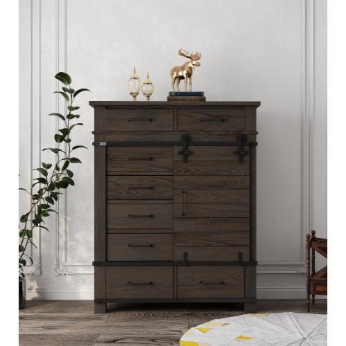 Emerald Home Furnishings - 8-drawer Gentleman's Chest