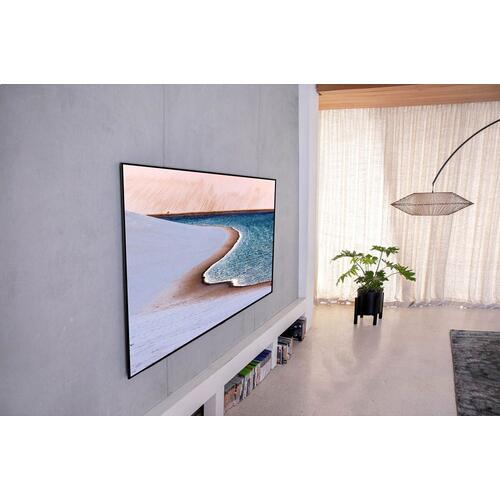 LG GX 65 inch Class with Gallery Design 4K Smart OLED TV w/AI ThinQ® (64.5'' Diag)