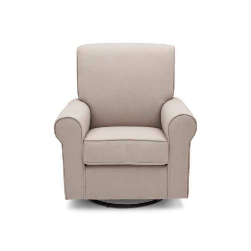 Avery Upholstered Glider - Taupe (065)