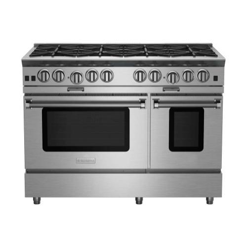 "Product Image - 48"" Platinum Series Range"