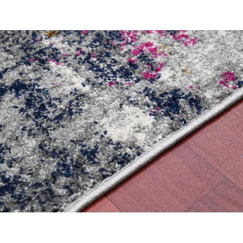 Amer Rugs - Montana MON-12 Blue Pink