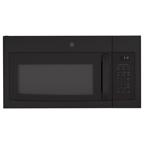 GE® 1.8 Cu. Ft. Over-the-Range Microwave Oven with Recirculating Venting