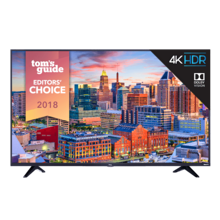 """See Details - TCL 49"""" Class 5-Series 4K UHD Dolby Vision HDR Roku Smart TV - 49S517"""