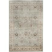 Persian Garden Vintage Power Loomed Rug
