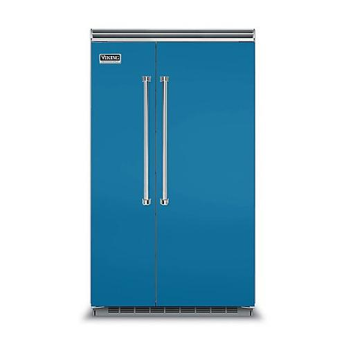 "Viking - 48"" Side-by-Side Refrigerator/Freezer - VCSB5483"