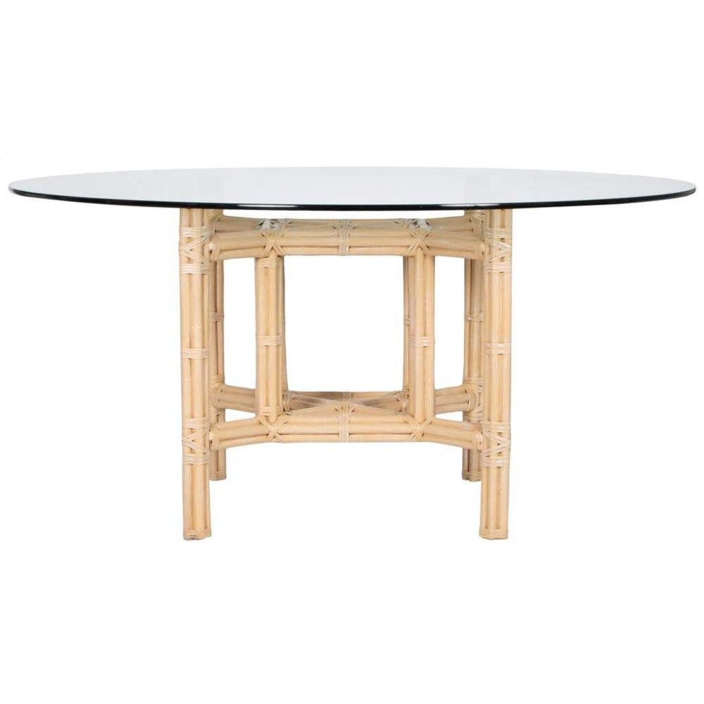 See Details - Square Rattan Table Base