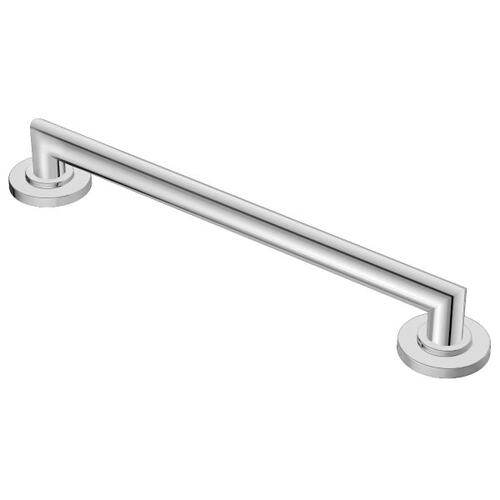 "Arris chrome 36"" designer grab bar"