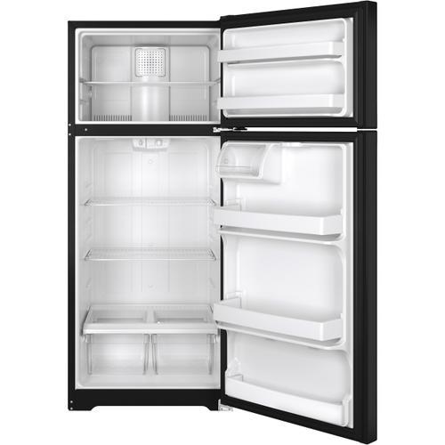 Gallery - GE® 17.5 Cu. Ft. Top-Freezer Refrigerator