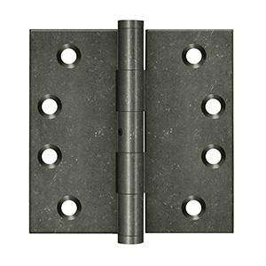 """Deltana - 4"""" x 4"""" Square Hinges"""