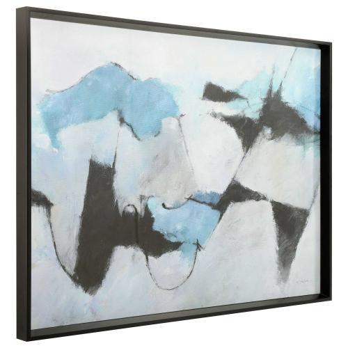 Uttermost - Winter Crop Framed Print