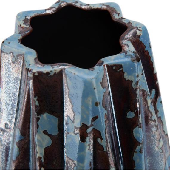 Ercilia Medium Antique Bronze Vase