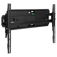 """See Details - FLASH MOUNT Full Motion TV Wall Mount - Built-In Level - Max VESA Size 600 x 400mm - Fit most TV's 40"""" - 84"""" (Weight Cap 100LB)"""
