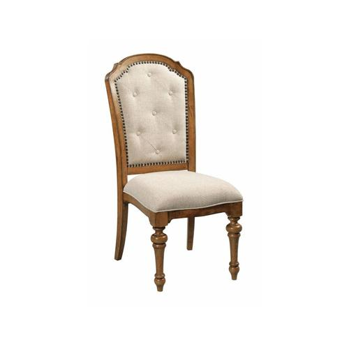 American Drew - Upholstered Back Side Chair