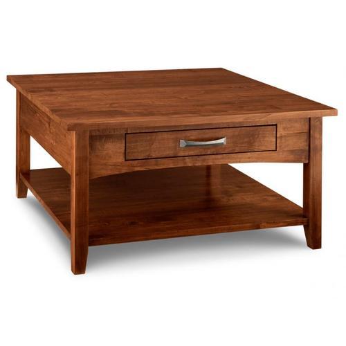 Handstone - Glengarry Coffee Table w/2dwr w/shelf