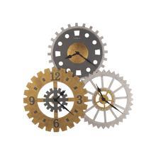 Cogwheel II Gallery Wall Clock